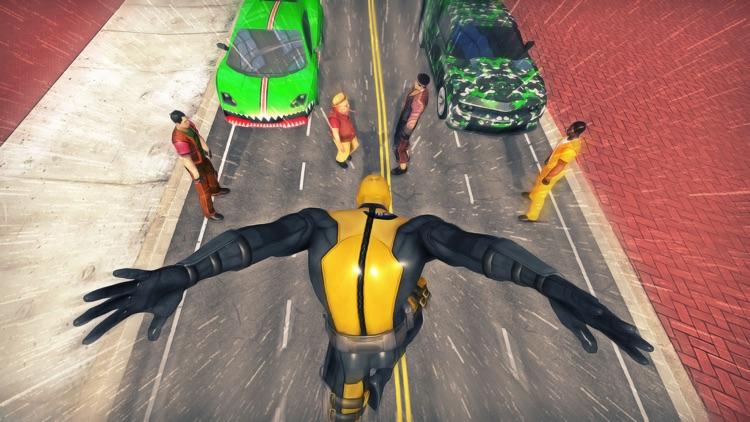 Grand Theft Superhero Game screenshot-4