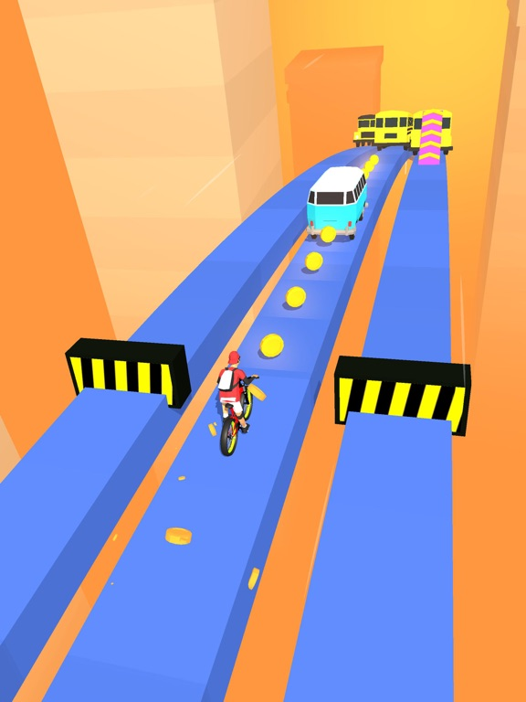 Bike Sprint 3D screenshot 16