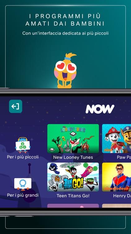 NOW: film, serie TV e sport screenshot-5