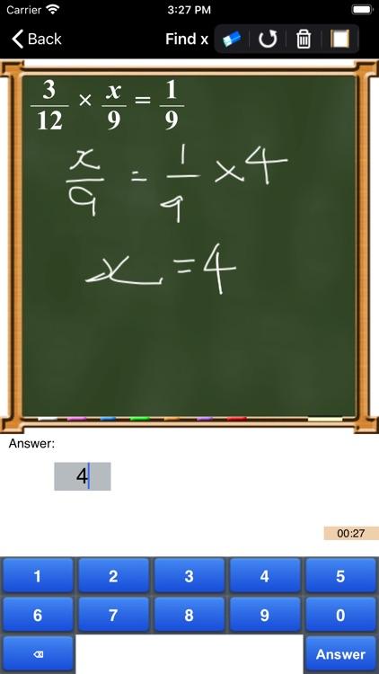 Basic Fraction Deluxe screenshot-3