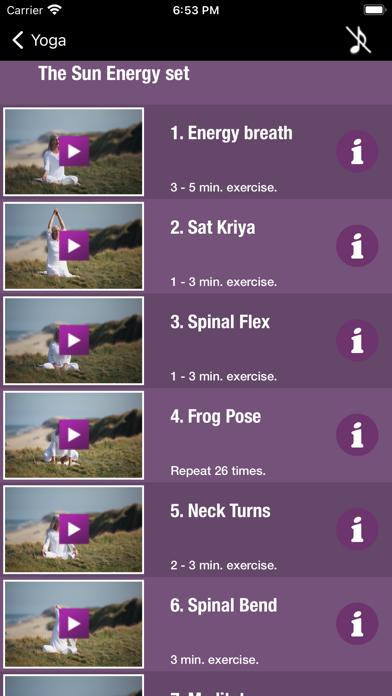 Kundalini Yogaのおすすめ画像3