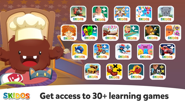 Preschool Learning Games: Kids screenshot-9