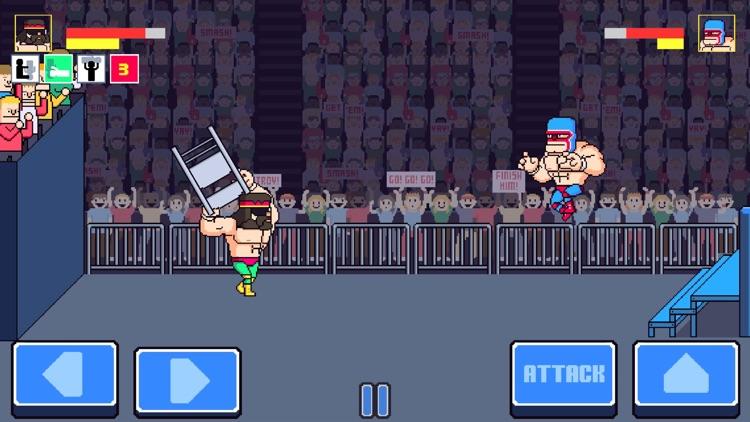 Rowdy City Wrestling screenshot-3