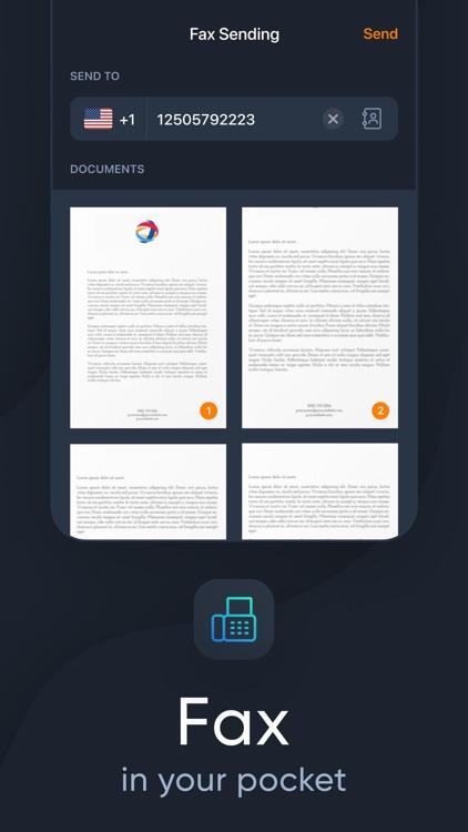 ScanMe: PDF Scanner App screenshot-6