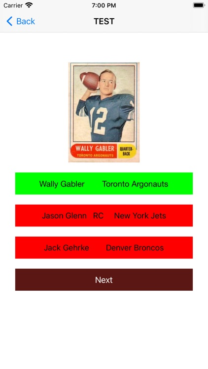 Football trading cards PRO screenshot-4
