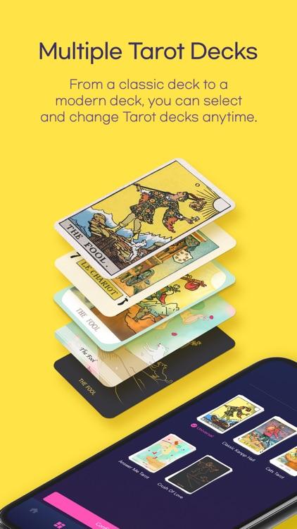 Answer Me Tarot Card Reading screenshot-3