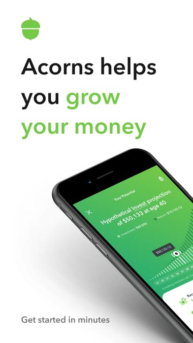 messages.download Acorns: Invest Spare Change software