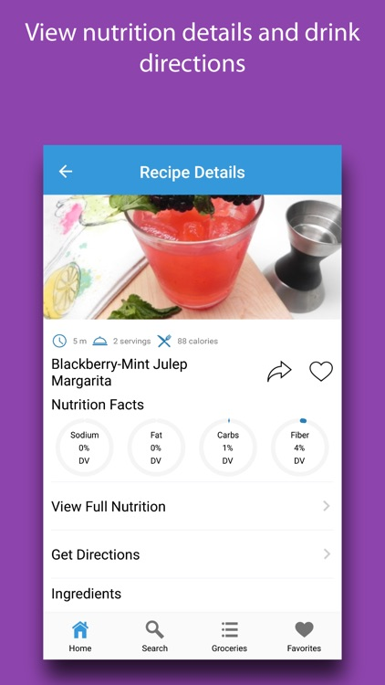 Cocktails: Drink Recipes screenshot-3