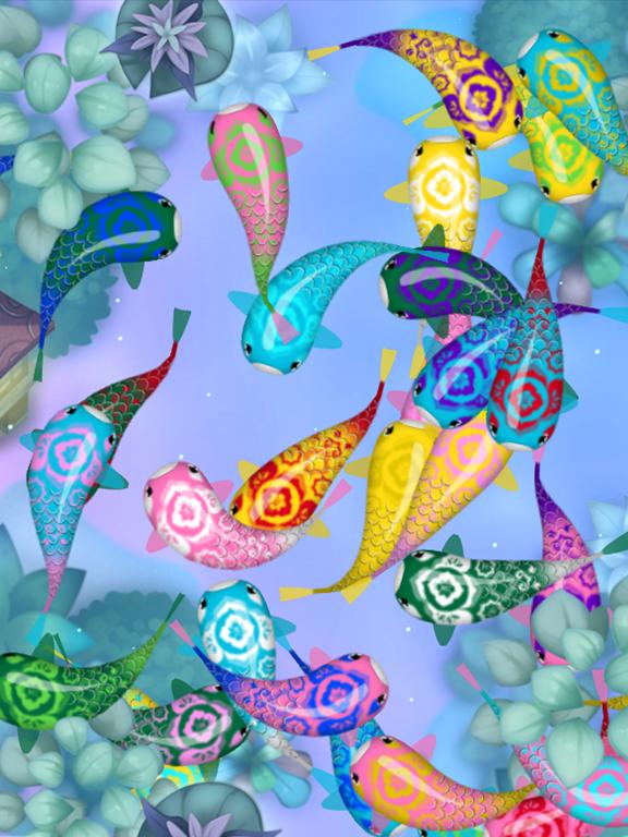 禅の鯉 2 - Zen Koi 2のおすすめ画像2