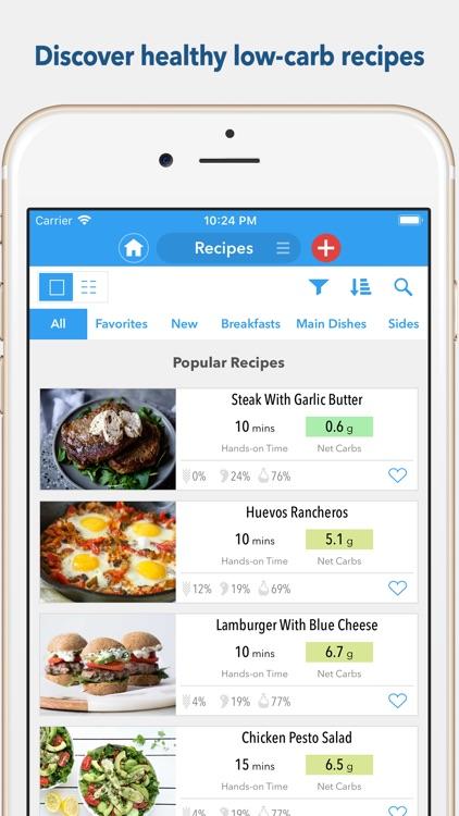 KetoDiet: The #1 Keto Diet App screenshot-3