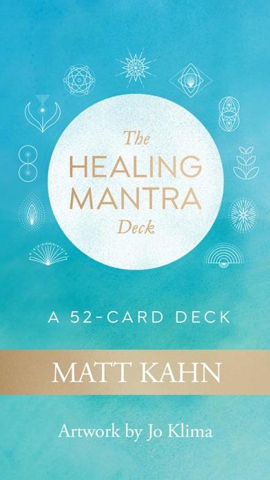 The Healing Mantra Deck screenshot 1
