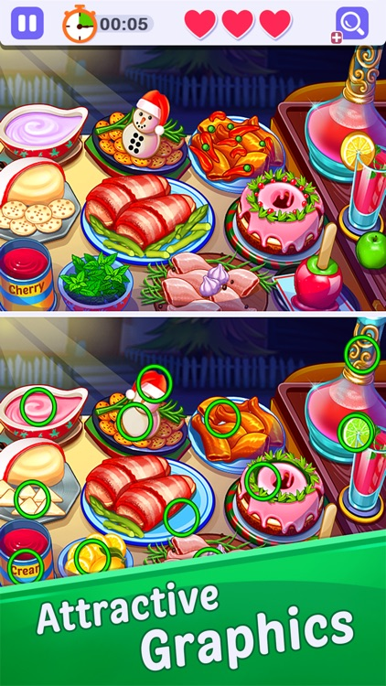 Find The Differences Game screenshot-4