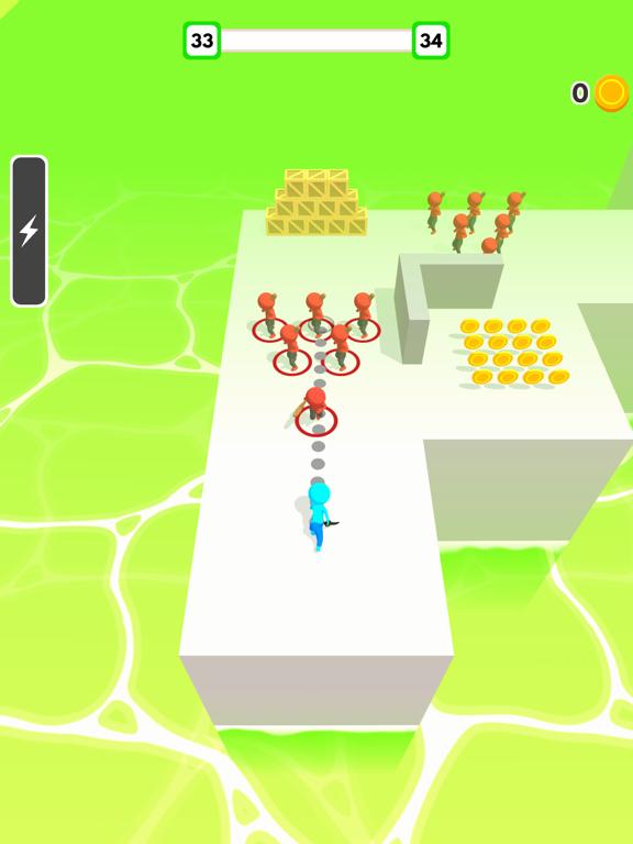 Hero Rush! screenshot 9
