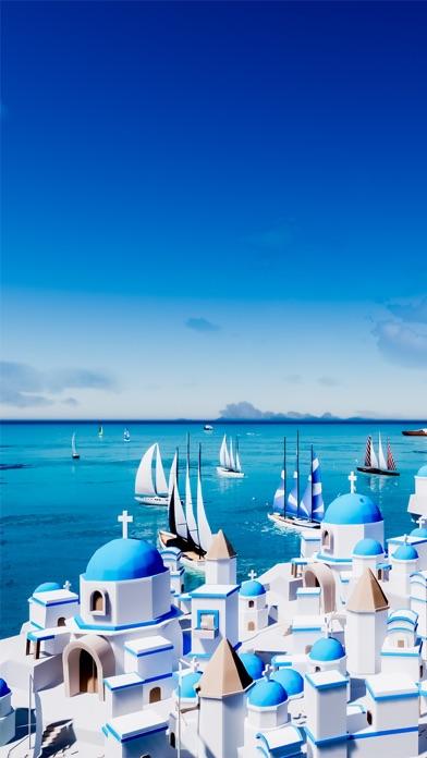 脱出ゲーム サントリーニ ~エーゲ海広がる青と白の街~のおすすめ画像2