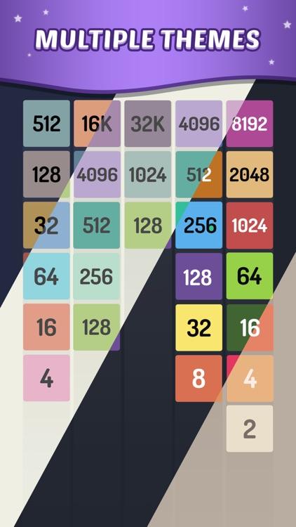Merge Block - Number Puzzle screenshot-5