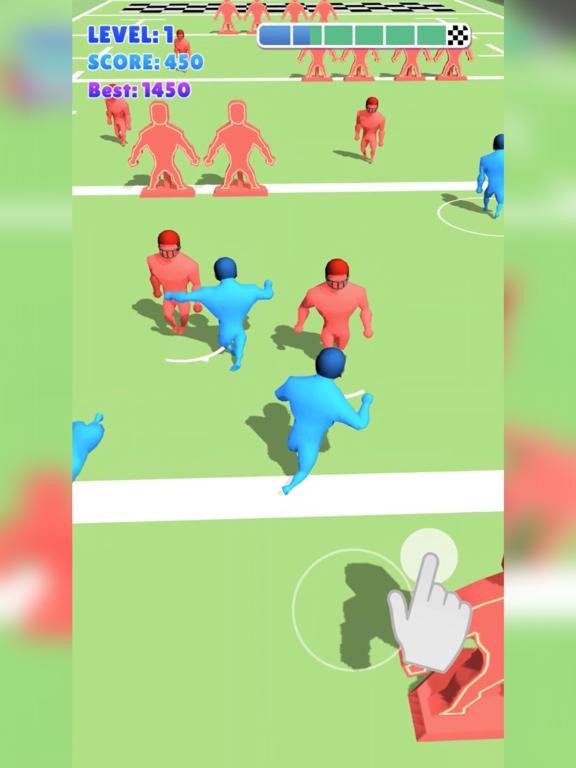 Touch-Down 3D screenshot 4
