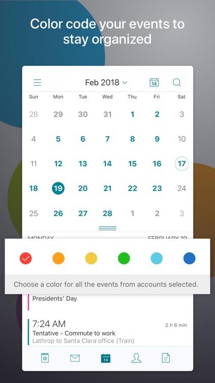 Citrix Secure Mail screenshot-3
