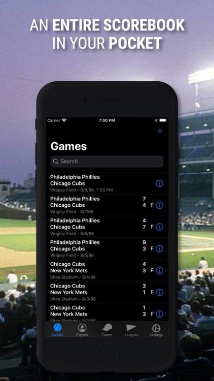 Home Field ScorebooK screenshot-8
