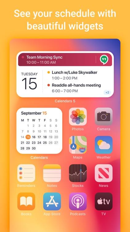 Calendars 5 by Readdle screenshot-3