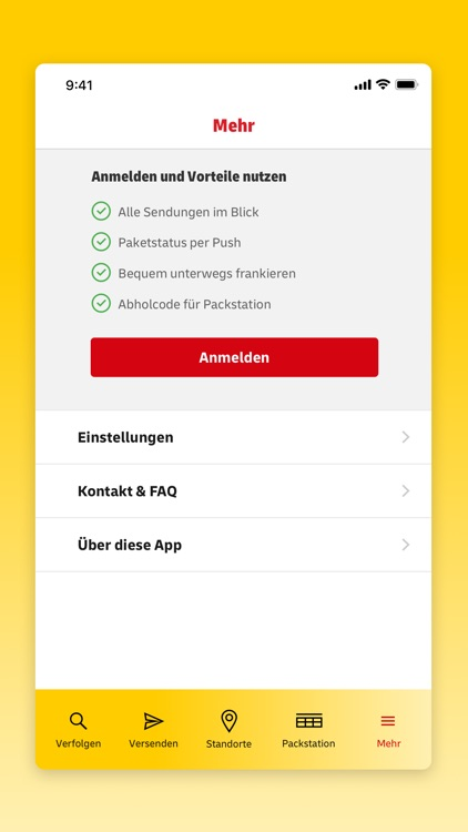DHL Paket screenshot-7
