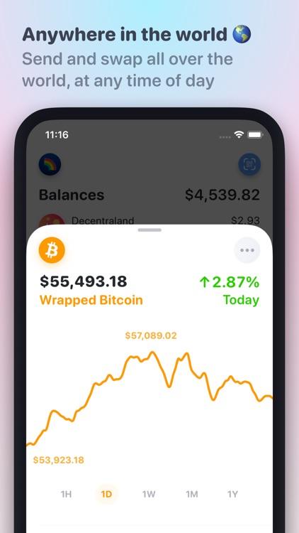 Rainbow - Ethereum Wallet screenshot-5