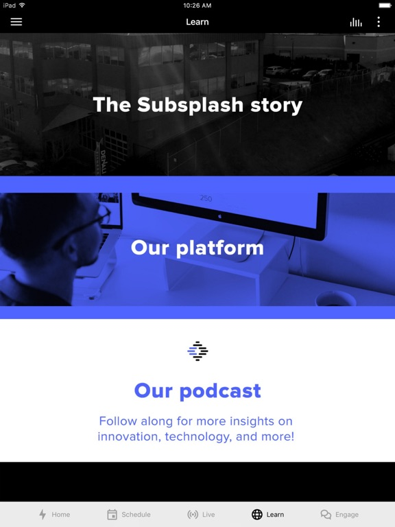 The Current by Subsplash screenshot 6