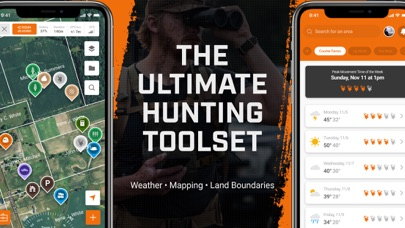HuntWise: A Better Hunting App Screenshot