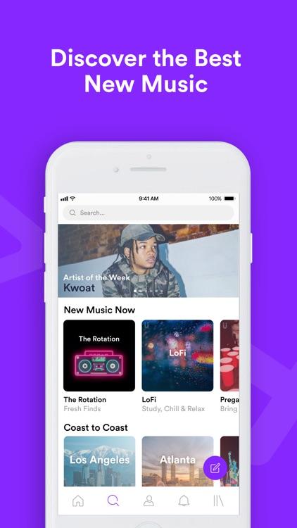 LÜM | Discover New Music screenshot-6