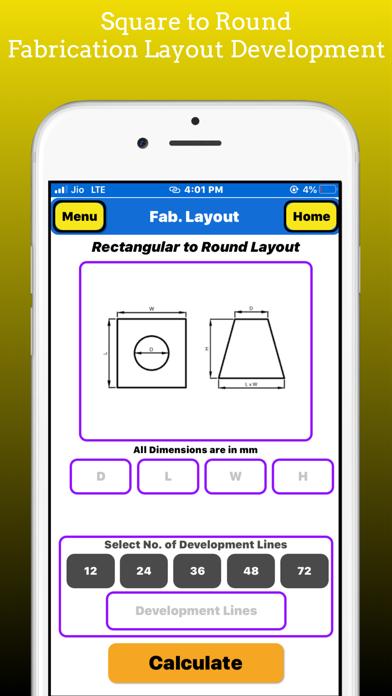 Fabrication Layout screenshot 10