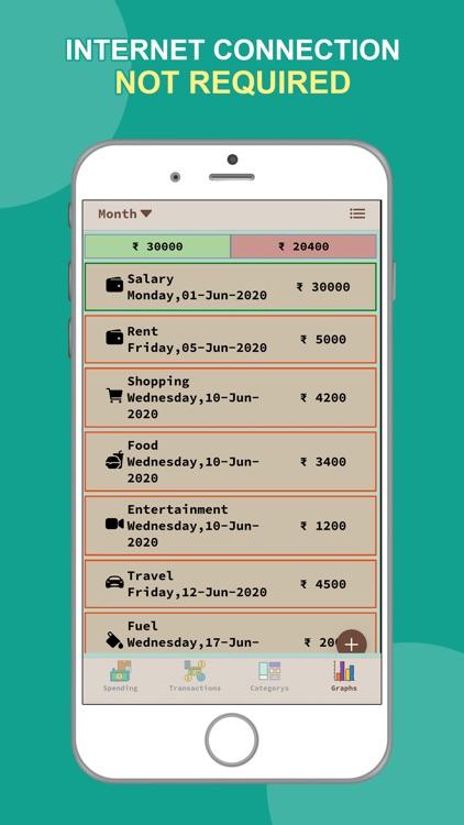Khata Book My Spending Tracker