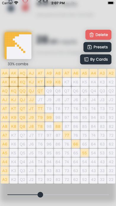 Odds Calculator for Pokerのおすすめ画像3