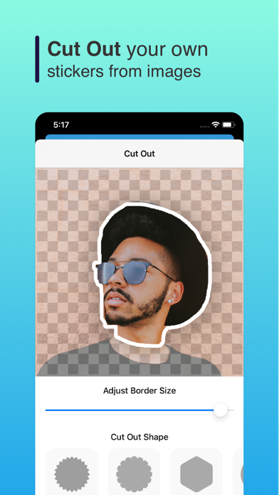 Sticker Maker - Studio Creator screenshot 1