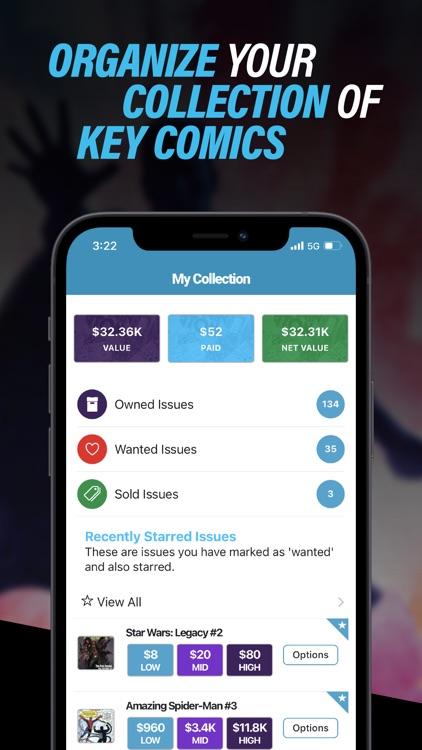 Key Collector Comics App screenshot-5