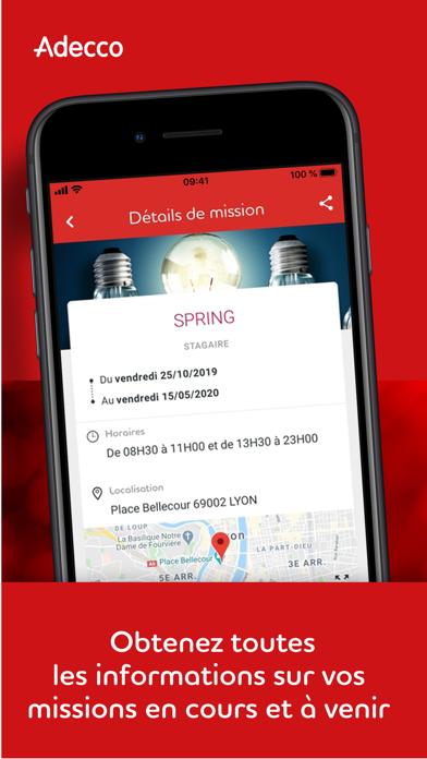 messages.download Adecco & Moi - Mission Intérim software