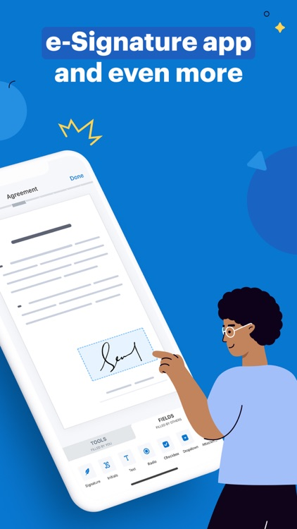 signNow: pdf document signer
