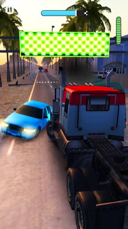 Rush Hour 3D screenshot-4