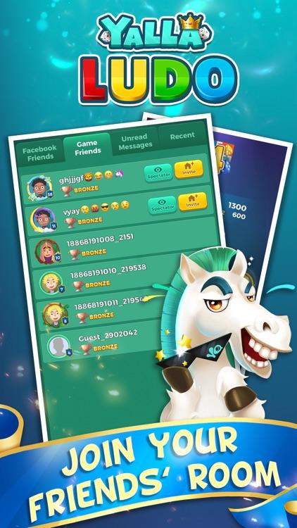 Yalla Ludo - Ludo&Domino screenshot-3