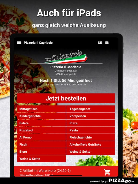 Il Capriccio Linsengericht screenshot 7