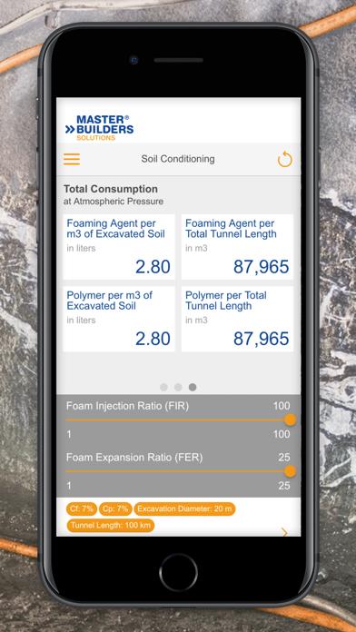 TBM Soil Conditioning屏幕截图5