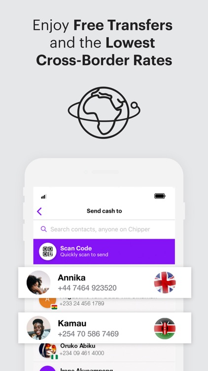 Chipper Cash screenshot-3