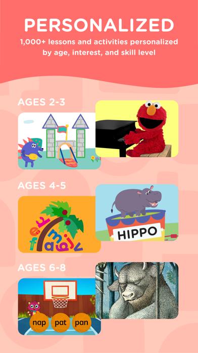 HOMER Learn & Grow Screenshot