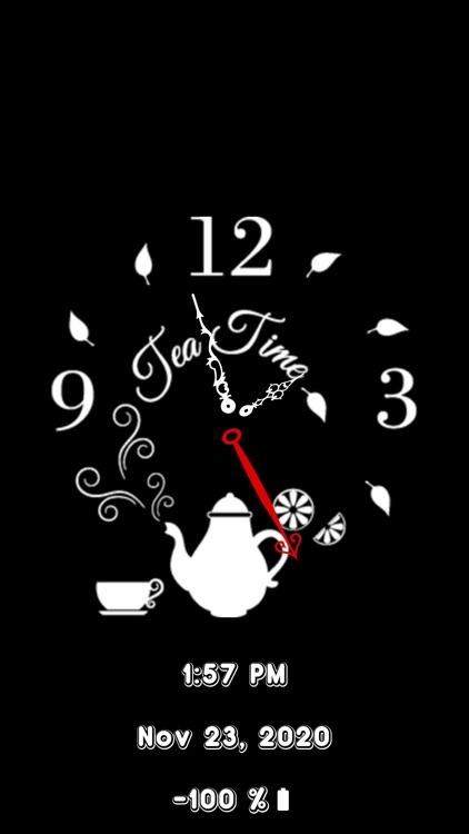 Analog Clock - Stand Face Time screenshot-5