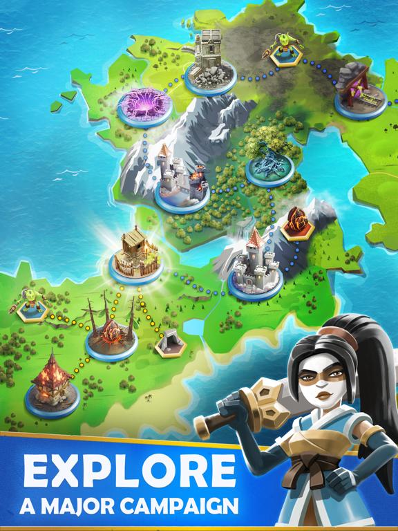 Darkfire Heroes screenshot 12