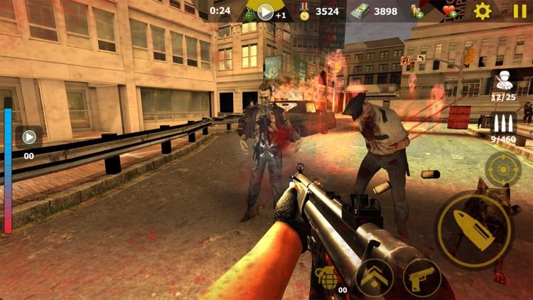 Call Of Mini: Zombie Games screenshot-3