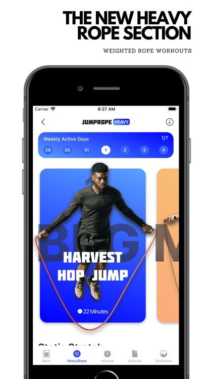 Jump Rope Training Pro screenshot-3