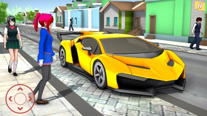 Anime Girl Luxury Life Sim 3D screenshot 1
