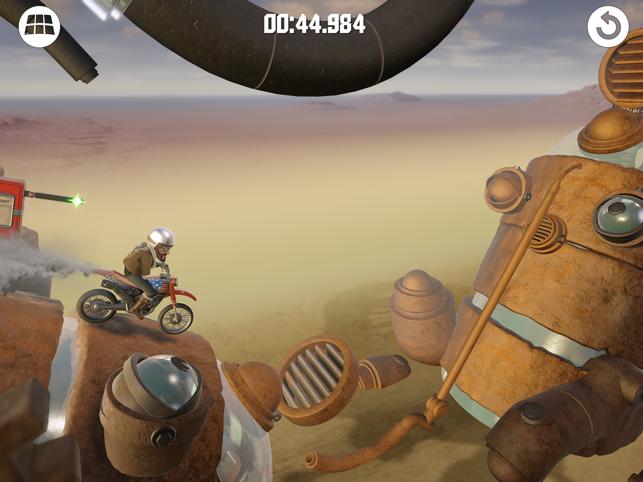 Bike Baron 2, game for IOS