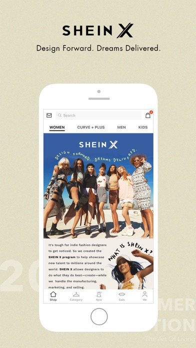 SHEIN-Fashion Shopping Online Screenshot
