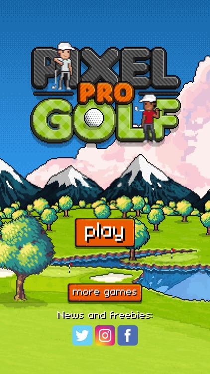 Pixel Pro Golf screenshot-9