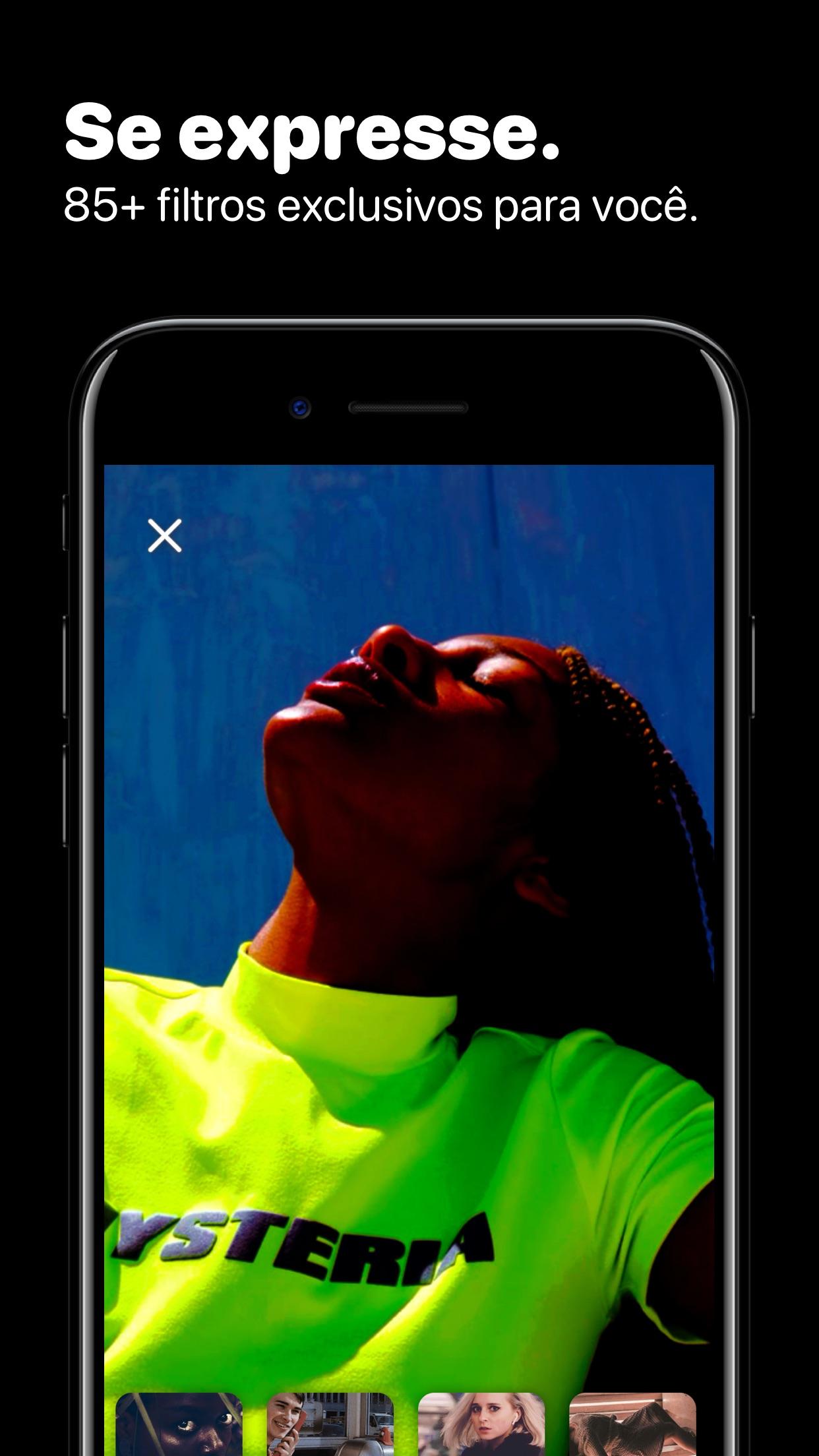 Screenshot do app Fade It